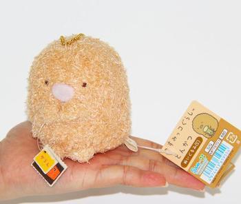 Плюшевая Японская игрушка брелок Sumikko gurashi в ассортименте 1