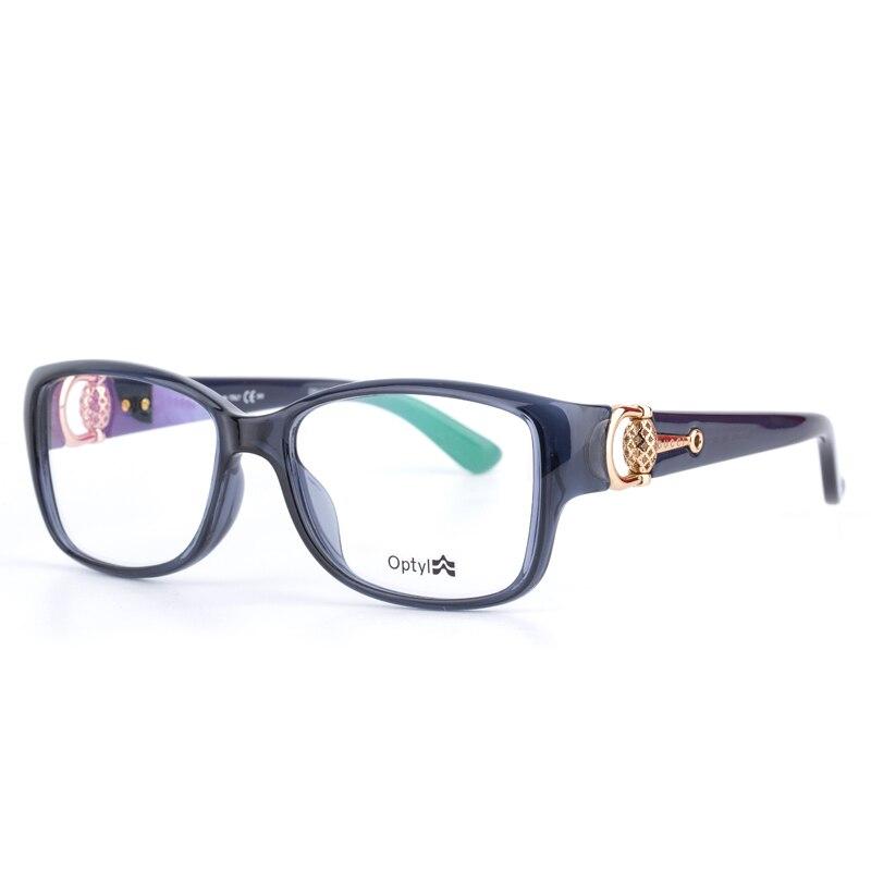 2018 EE Brand Design Vintage Femminile Rotonda Montature Occhiali da Vista Vetri Ottici Montatura In Acetato Materiale Oculos De Grau Occhiali Da Vista