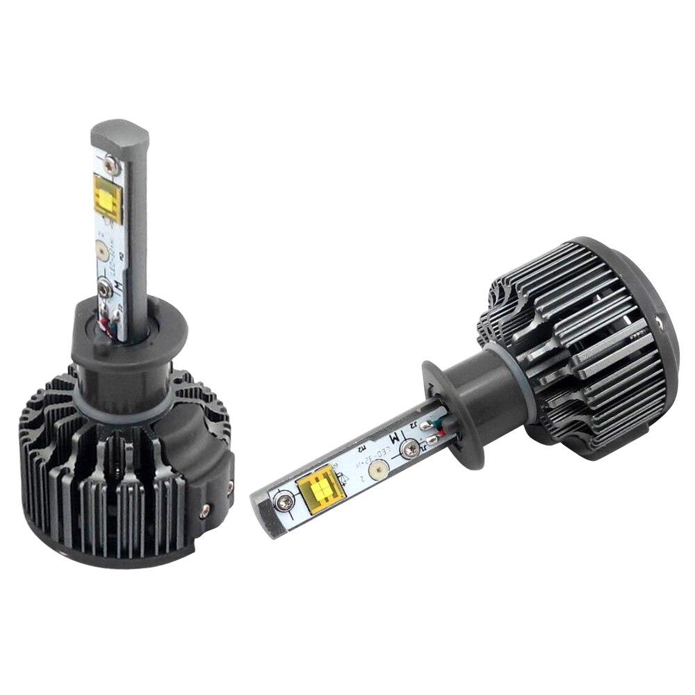 wil de xenon verlichting gaan vervangen met zo een h1 led set