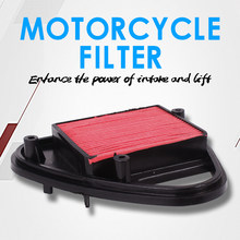 Air Filter Cleaner Elemen untuk Honda Steed400 STEED600 Kuda VLX600 Shadow 600 1995-1997 Sepeda Motor Sepeda Motor(China)