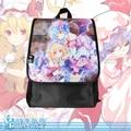 Аниме Япония Стиль Touhou Project Мужской рюкзак случайные путешествия ноутбук сумка многофункциональный Девушки любят школьная сумка