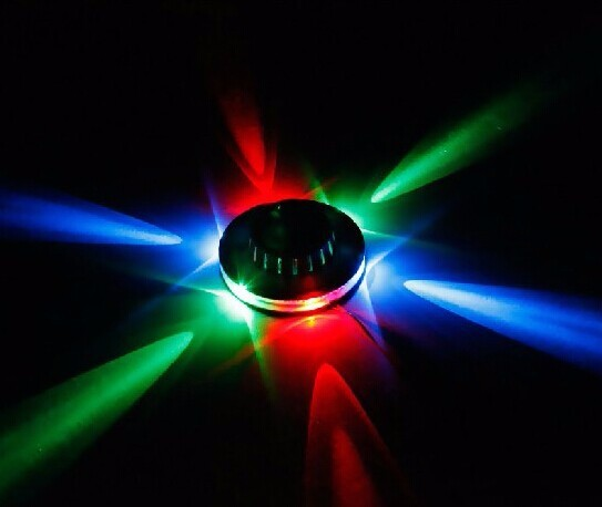 Full Color 5W RGB LED Lamp Smart Sound & Light Control Auto Rotating RGB Led DJ Disco Stage Lighting 220V for Bar KTV Lighting (16)