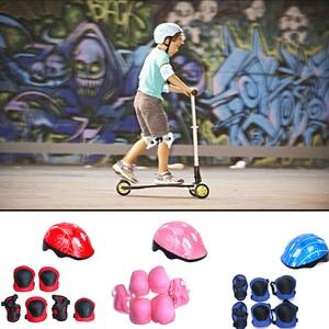 7Pcs/set Kids Child Cycling Sk