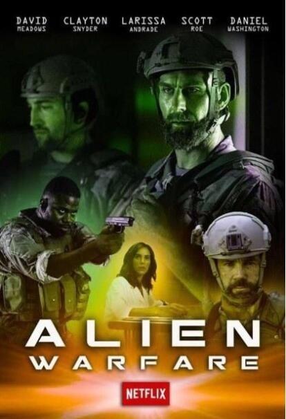 《外星人战争》电影高清在线观看