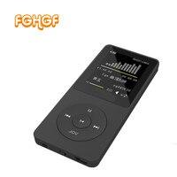 FGHGF X02 1 8 TFT Screen HiFi Sport Music Mp3 Player Mini Portable Lossless Digital Music