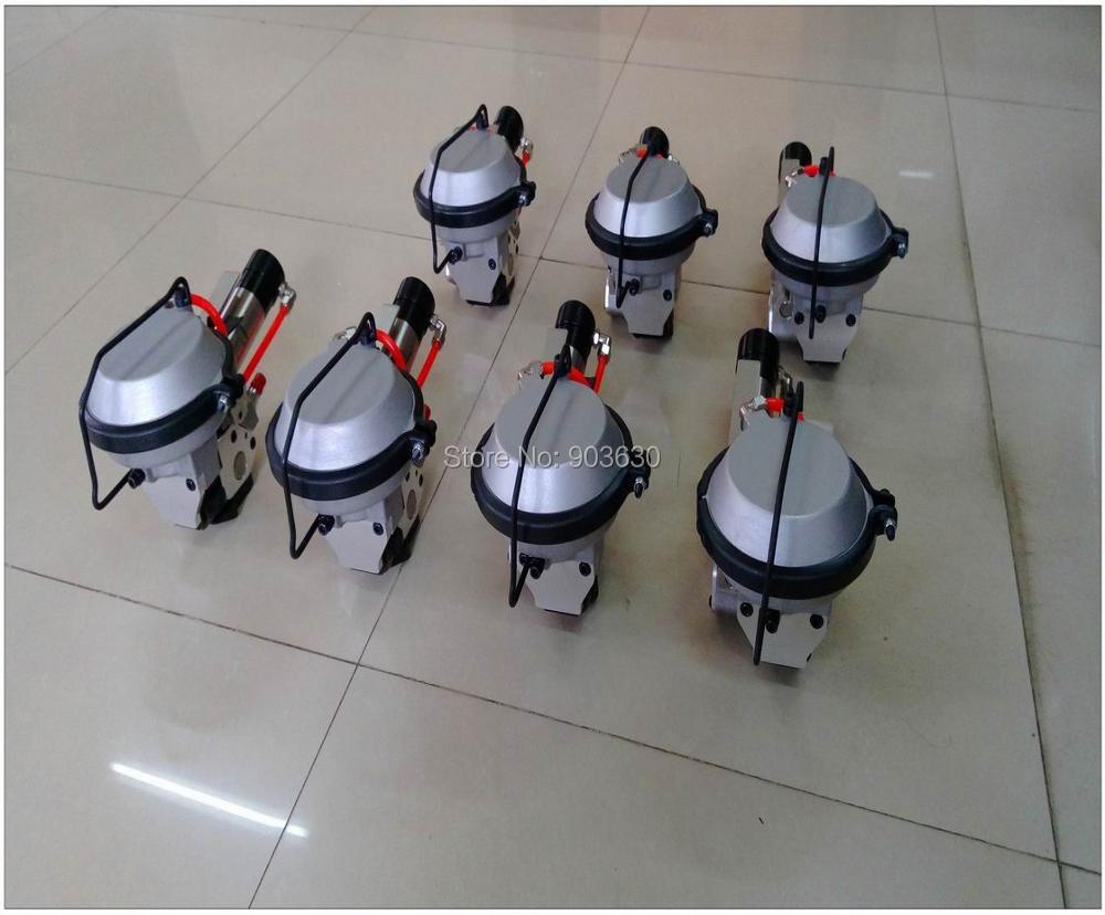 Reggiatrice pneumatica d'acciaio di combinazione KZ-19/16, macchina - Utensili elettrici - Fotografia 4