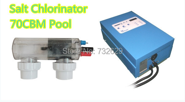 Fiberglass Swimming pool Auto Salt Chlorinator for 70cbm Water Treatment Pentair Chlorinator Generator 30g/h environmentally friendly pvc inflatable shell water floating row of a variety of swimming pearl shell swimming ring