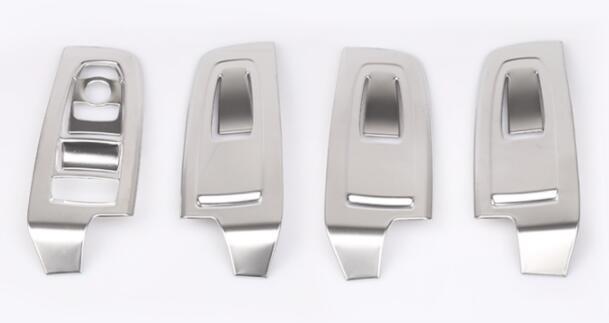 Convient pour Subaru 2019 forester lève-vitre panneau de clé et quatre portes contrôle accessoires de décoration intérieure