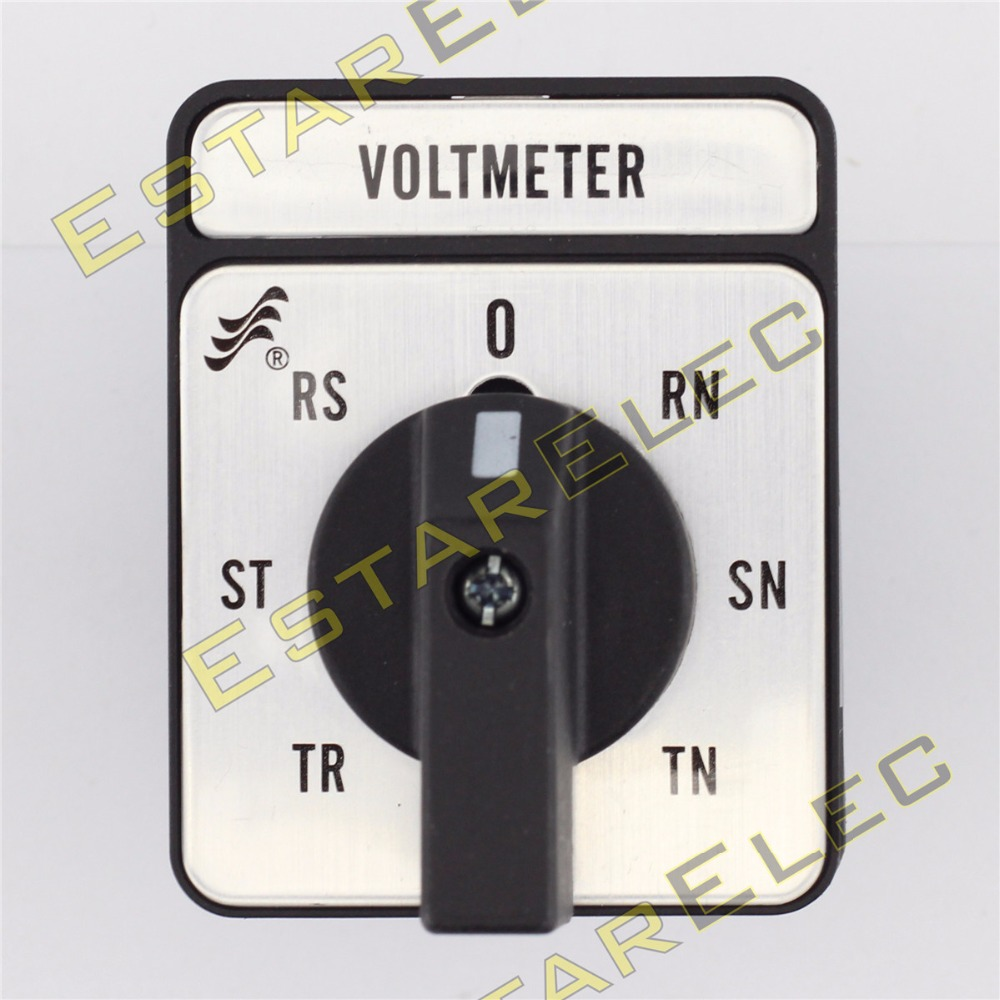 Ca10 Rotary Cam Switch 20a Voltmeter Selector Yh5 3 In Wiring Diagram Switches From Lights Lighting On Alibaba Group
