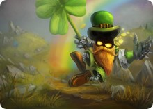 Leprechaun Veigar mouse pad lol pad mouse League laptop mousepad HD print gaming padmouse gamer of Legends keyboard mouse mats