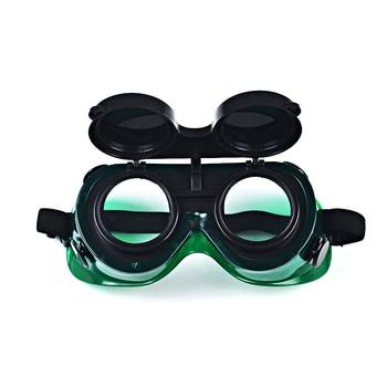 Gözlerin koruma için gözlük-bukalemunlar