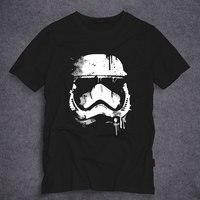 Star Wars Stormtrooper T Shirts Men Short Sleeve O Neck Top Tees Short Sleeve 100 Cotton
