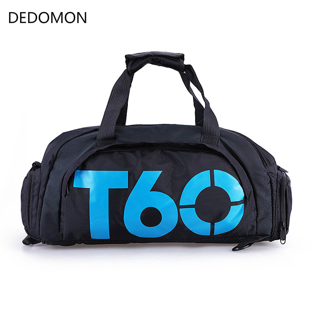 Men Women Outdoor Sport Bags T60 Waterproof luggage/travel Bag/ Gym Sport Backpack Multifunctional Sports Bag Green Duffle Bags motorcycle tank bag sports helmet racing motobike backpack magnet luggage travel bag water resistance