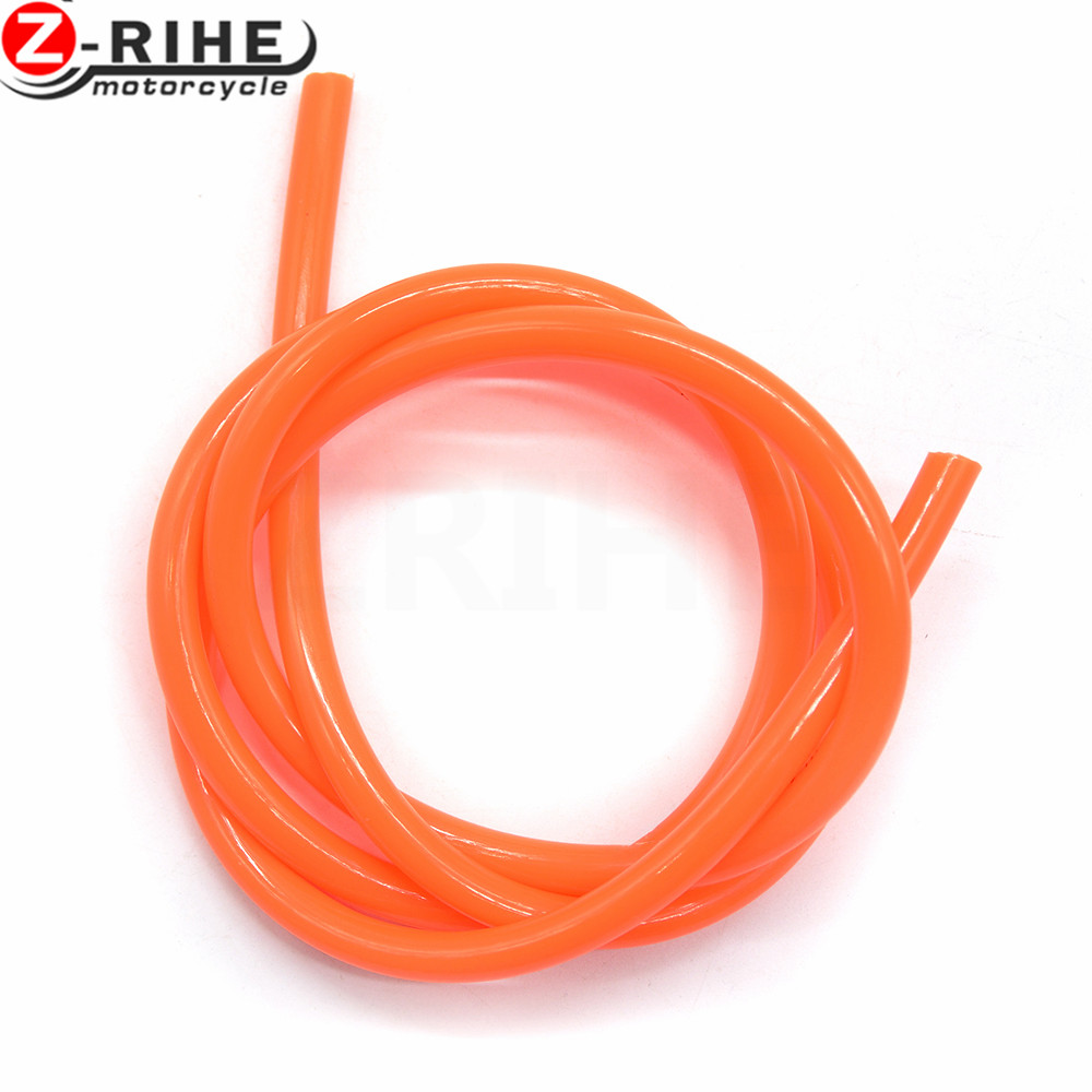 Image 4 - 2017  2018 2019 1M Colorful Gas Oil Hose Fuel Line Petrol Tube Pipe For Motorcycle Dirt Pit Bike ATV promotion low price-in Fuel Filter from Automobiles & Motorcycles