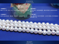 wholesale(AAA High quality) 5 5.5mm Natural Freshwater White Pearl Round Beads 15 For Jewelry Making