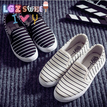 Summer Female Footwear 2016 Fashion Women Casual Shoes Flats Canvas Espadrilles Hollow Lace Plimsolls Breathable Gumshoe BSN-594