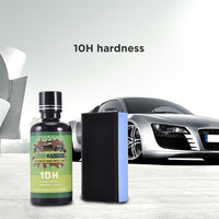 rain coat 10H  50ML Car Surpass Hydrophobic Glass Coating Car Liquid Ceramic Coat Auto Paint Care Agent Glass Rain Mark Oil Film #WL1 (4)