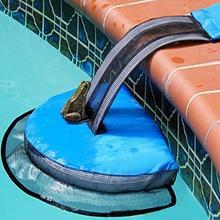 Спасательный спасательный пандус для бассейна, товары для бассейна, спасательный пандус для животных, спасательный пандус для бассейна, избегающий смены воды в бассейне