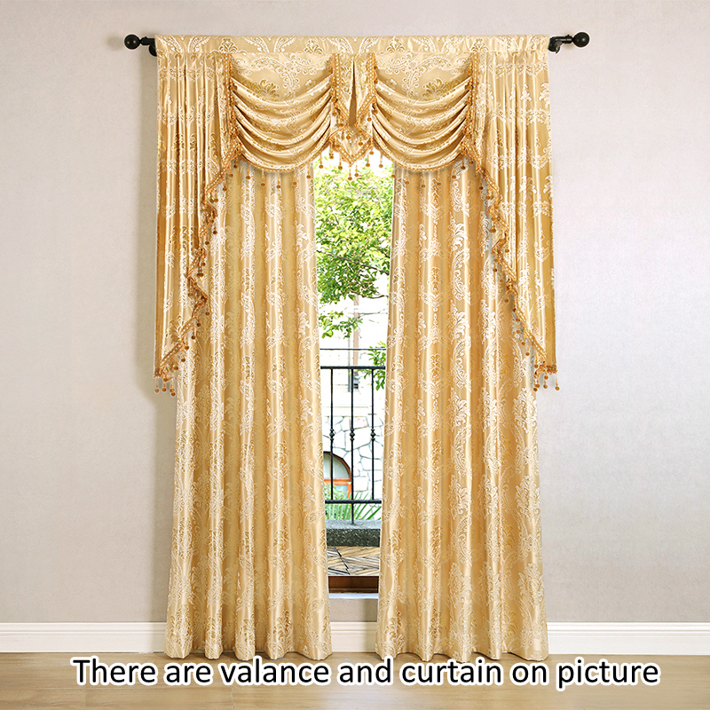 kitchen power grommet remodeling projects european golden royal luxury curtains for bedroom window ...