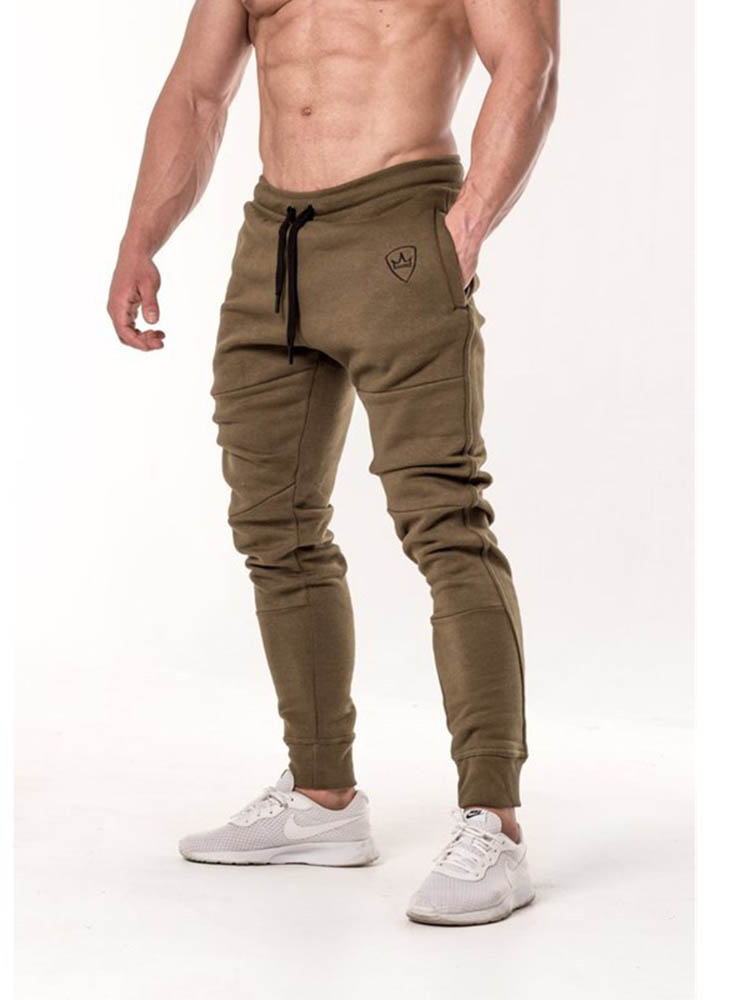 High Quality Jogger Pants Men Fitness Bodybuilding Pants For Runners  Autumn Sweat Trousers Brand Clothing YTCK27