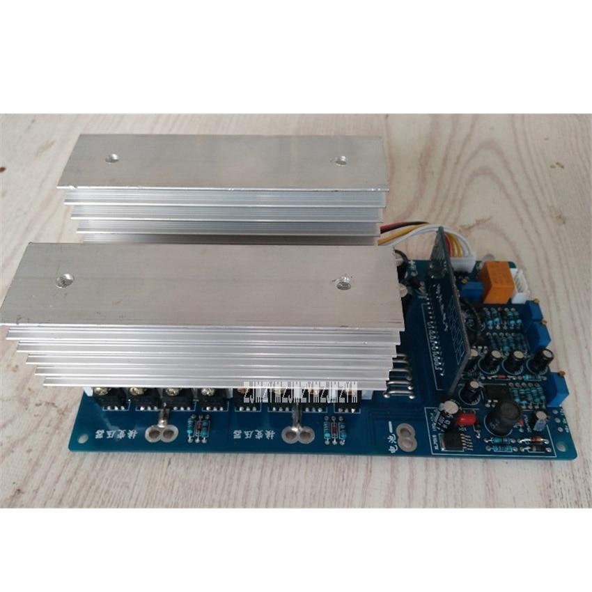 Новое поступление 220 В Чистая синусоида Мощность доска преобразователя частоты 24 В/36 В/48 В/60 В 1500 Вт/2200 Вт/3000 Вт/3500 Вт Лидер продаж