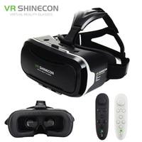 Shinecon VR 2 0 Oculus Rift 3D Virtual Reality Glasses Headset Immersive Helmet Vr Box For