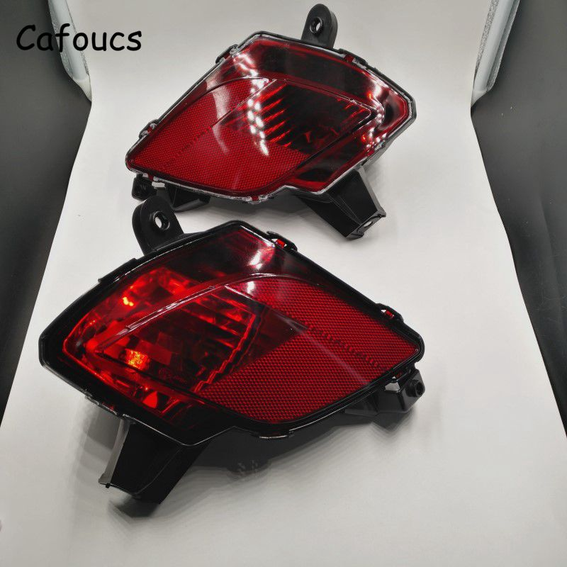 Cafoucs Car Rear Bumper Lamp For Mazda CX-5 2013 2014 2015 Tail Reflector Warning Brake Lights rear bumper light fog lamp for mazda cx 5 left and right top quality