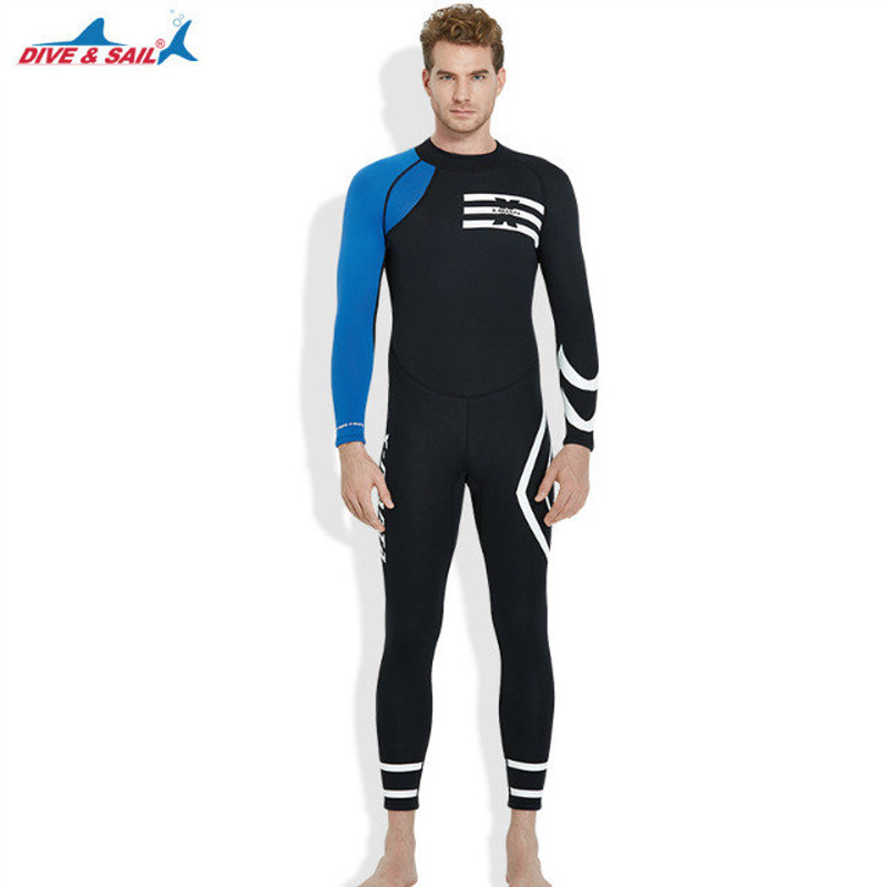 559b16669f Mens Womens Wetsuits 3mm Premium Neoprene SCR Surfing Swimming Full Back  Zipper Full Body Diving Suit Flatlock Zip Full Wet Suit