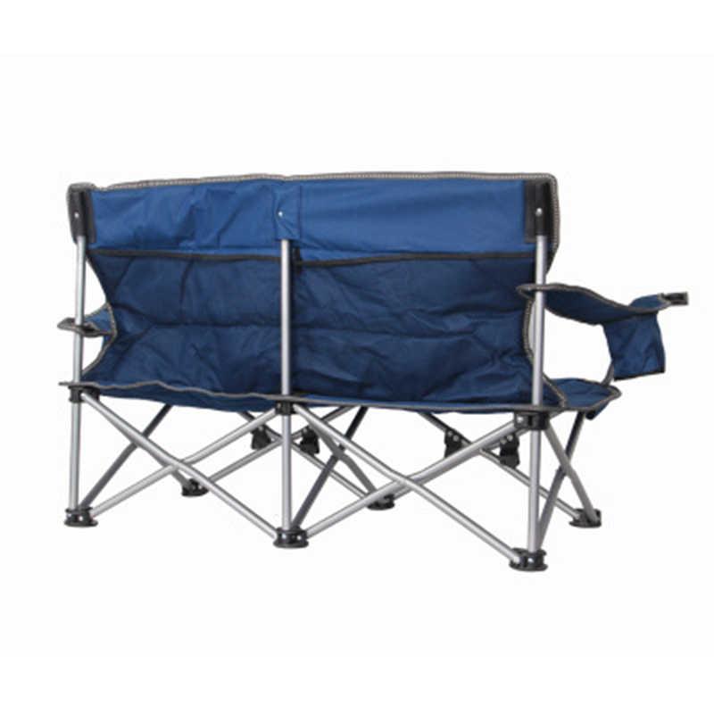 стул для рыбалки  шезлонг стулья для кемпинга шезлонги складные раскладной стул  отдых на природе  раскладушка кровать походный стул подлокотник  и подстаканник   мебель для кемпинга  двухместной  Кресло складное