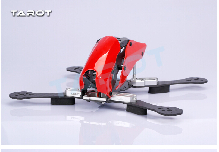F15864 Tarot Robocat TL280c 280mm cabon Fiber Quadcopter Rahmen mit Kapuze Abdeckung für FPV-in Teile & Zubehör aus Spielzeug und Hobbys bei  Gruppe 1