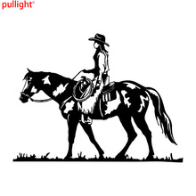 Buy Cowgirl Car Decals And Get Free Shipping On