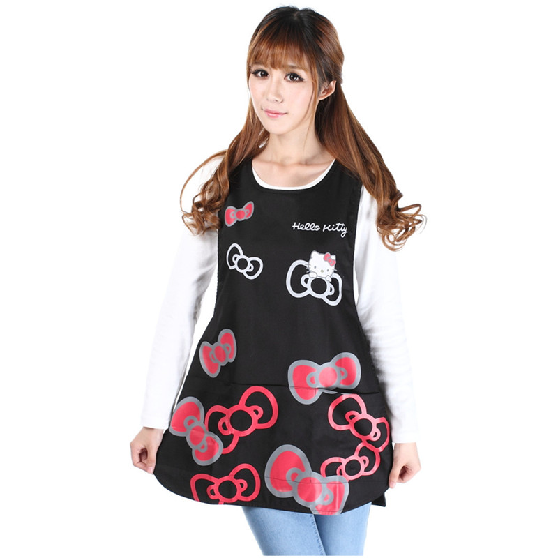 Hello Kitty Kitchen Accessories: Multi Sale New Shipping Hello Kitty Cotton Aprons Kitchen