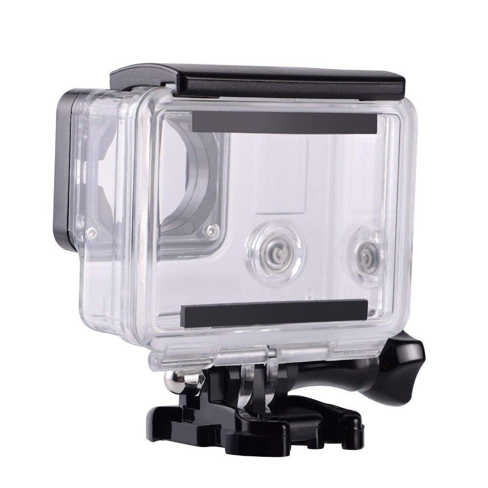 Водонепроницаемая защитная коробка использовать 40 м Замена водонепроницаемый чехол Защитный корпус для GoPro Hero 4/3+/3 Аксессуары для экшн-камеры