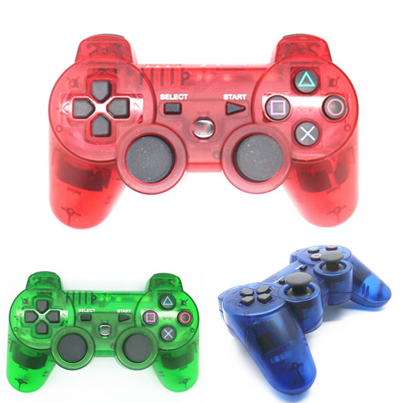 HOMEREALLY gamepads bluetooth wireless play station3 controller bluetooth gamepad for ps3 joypad wireless for playstation3-in Gamepads from Consumer Electronics