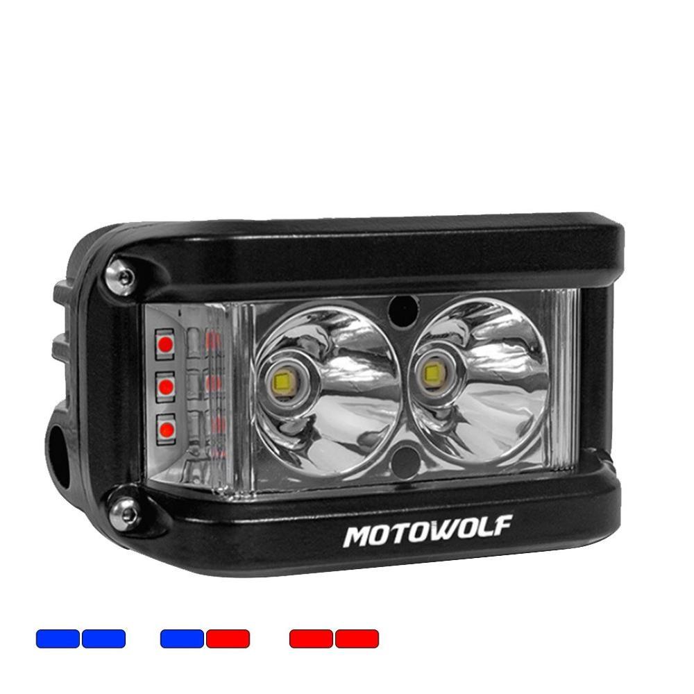 cheapest Motorcycle Headlights High Brightness Exterior Headlights Motorbike LED Lamp