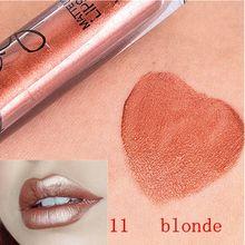 New 16 Colors Lip gloss Lipstick Lip Lingerie Matte Liquid Lipstick Waterproof Lip Gloss Long Lasting Lipstick