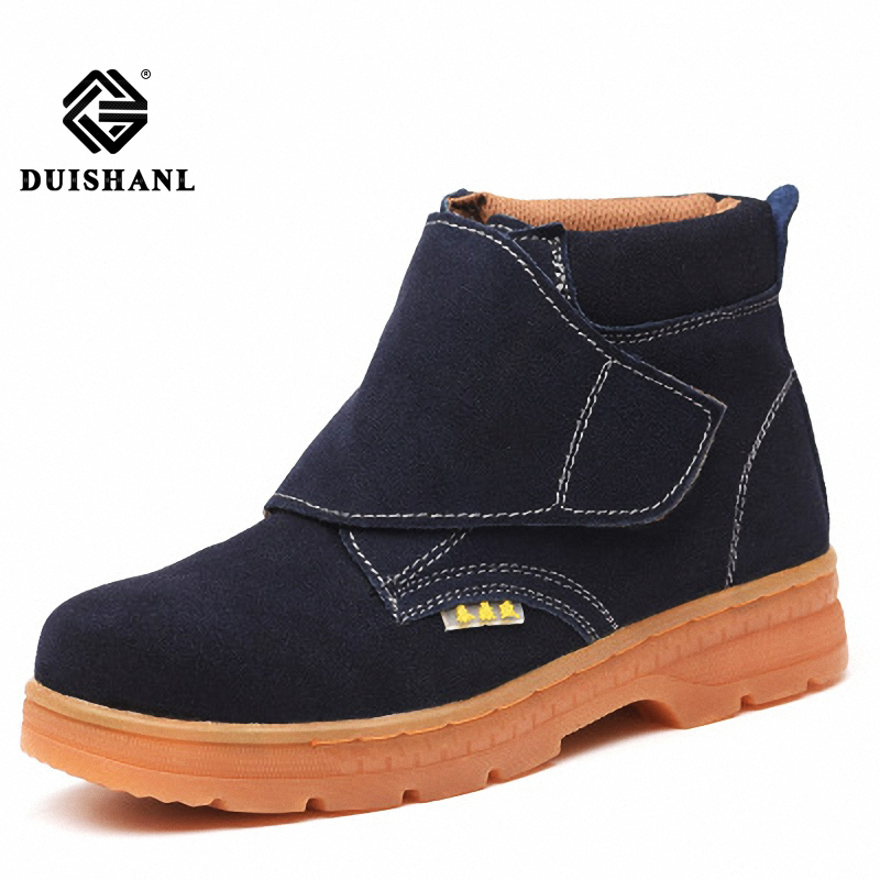 welder high help labor insurance shoes work shoes tendon bottom site safety shoes steel toe caps