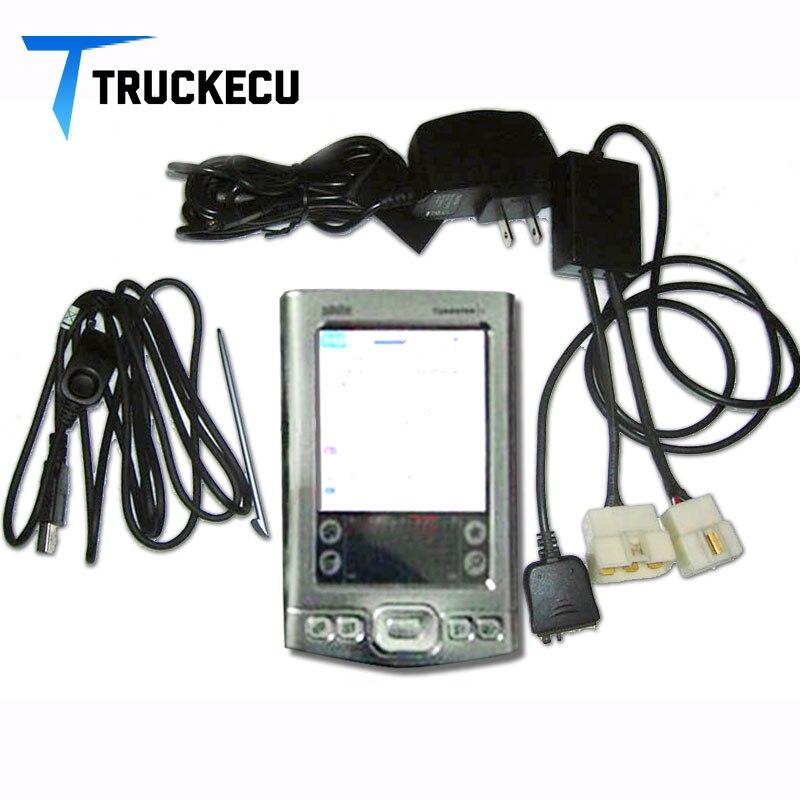 Herramienta de diagnóstico para HITACHI camión construcción kit de diagnóstico de la PDA versión para Hitachi Dr ZX con PDA