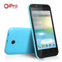 IPRO 4.0″ Unlocked Mobile Phone MTK6572 Dual Core Celular Android 3G WCDMA Smartphone RAM 512MB ROM 4GB Dual SIM GPS Russian