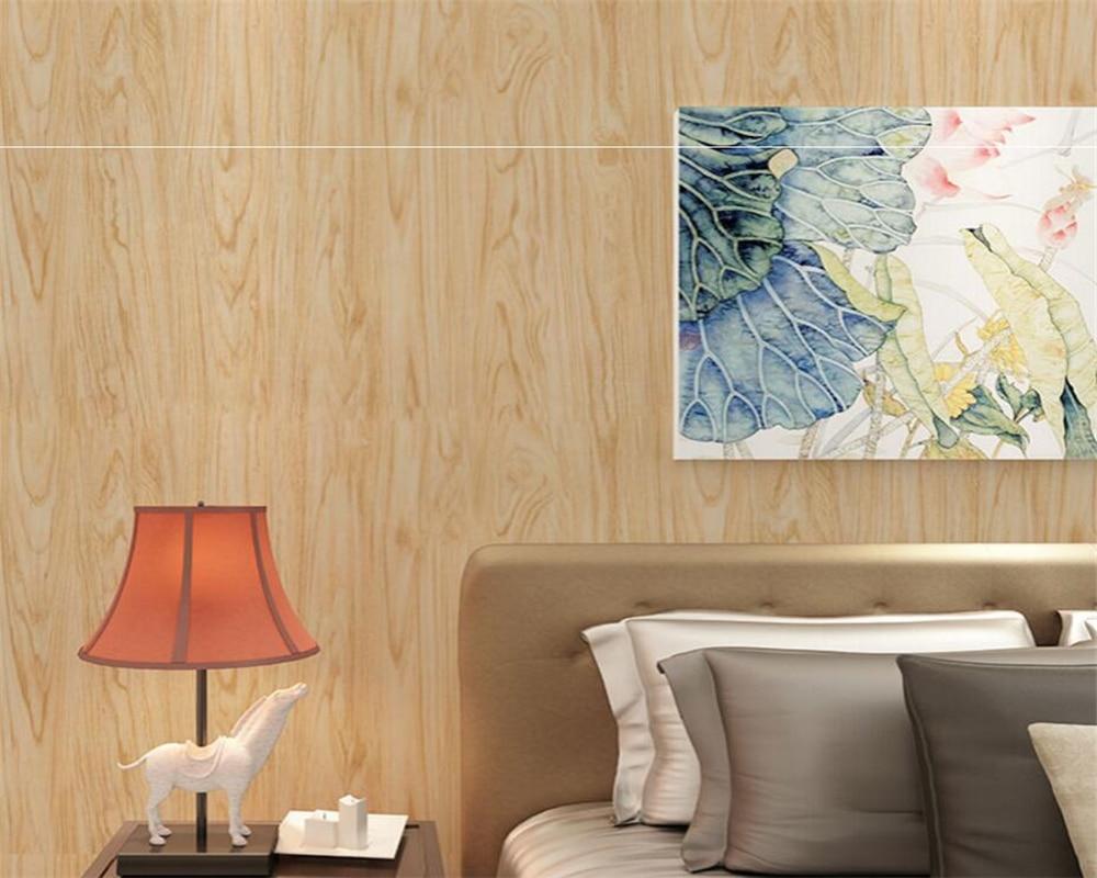 Beibehang papier peint pour murs 3 d moderne rétro mode bois papier peint le salon TV réglage mur papier peint papel de parede