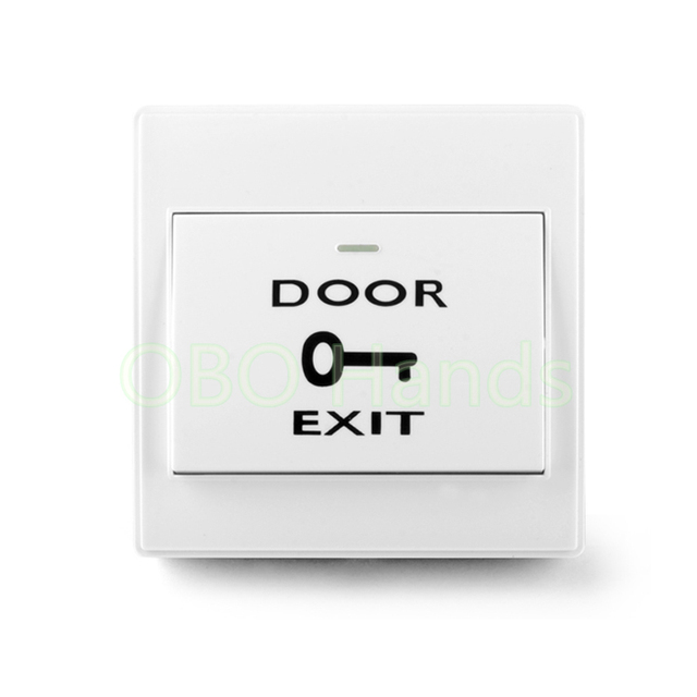 Free Shipping ABS Door Exit Button Exit Switch For security/home/fire alarm System  sc 1 st  AliExpress.com & Free Shipping ABS Door Exit Button Exit Switch For security/home ...