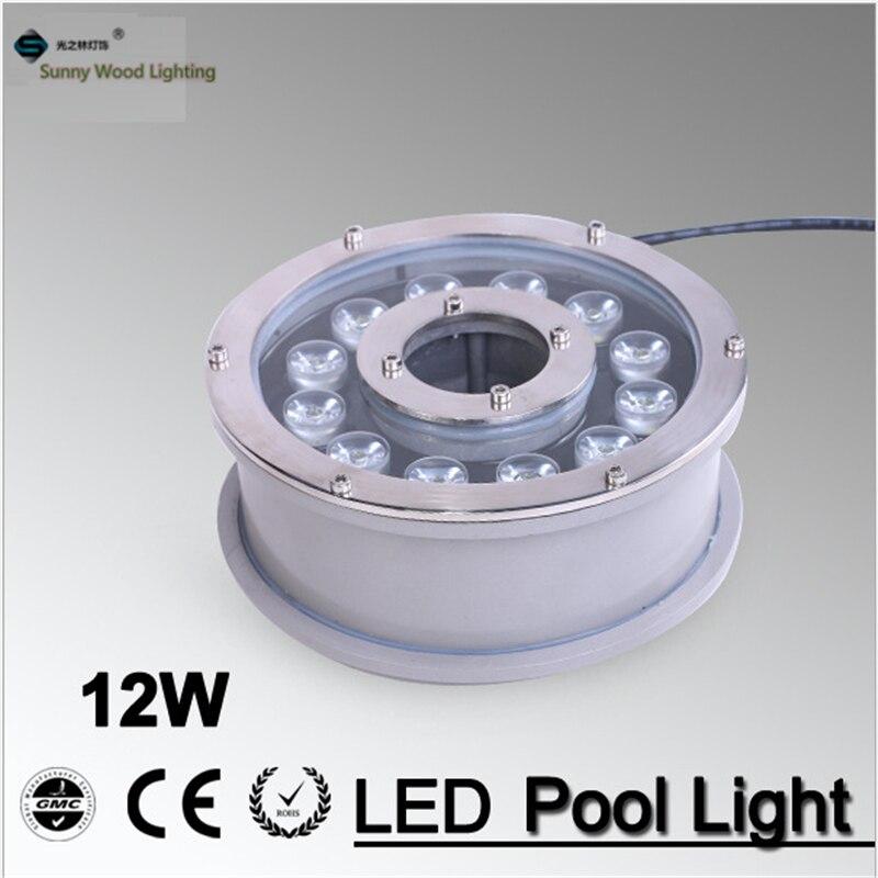 IP68 LED fountain light, LED pool light ,Led underwater light 12W 24V AC,LED landscape lamp for outdoor LPL-B-12W-24V