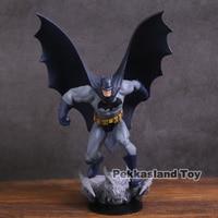 DC Comics Super Hero Batman The Dark Knight Rises PVC Statue Figure Collectible Model Toy