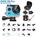 New ,Bundle Accessories , Mini Action Camera Eken H9 Pro Ultra HD 4K 30M sport 2.0' Screen 1080p 170D go waterproof pro camera