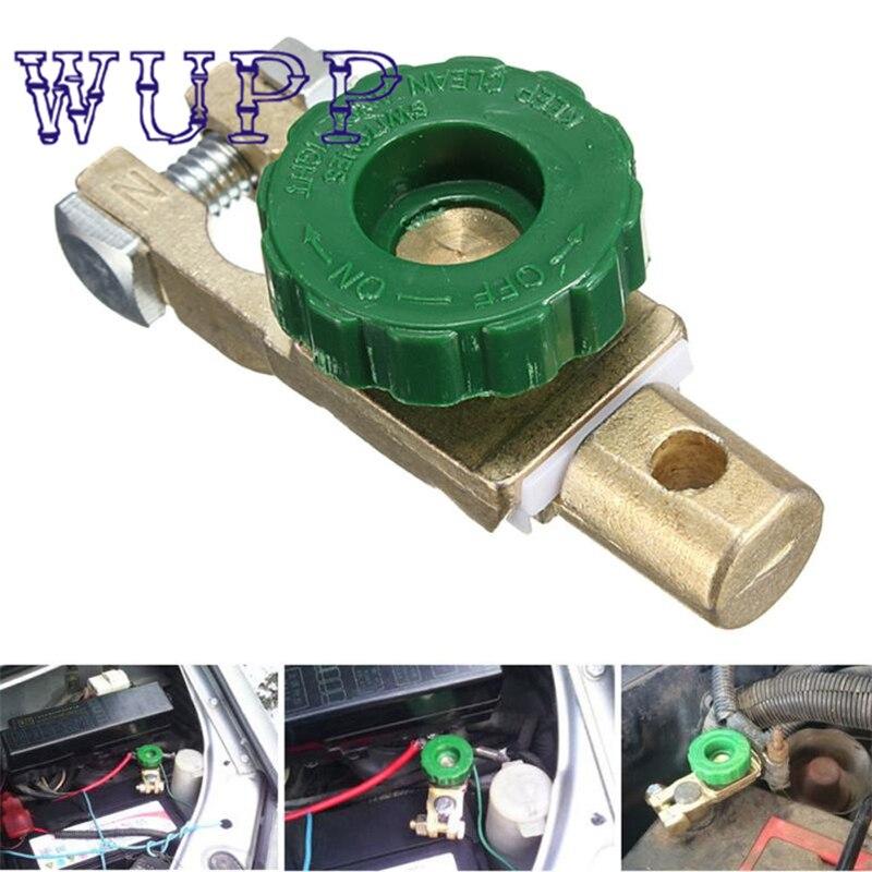 цена на Quick Switch Cut-off Disconnect Car Truck Parts Universal Battery Terminal Link_KXL0712