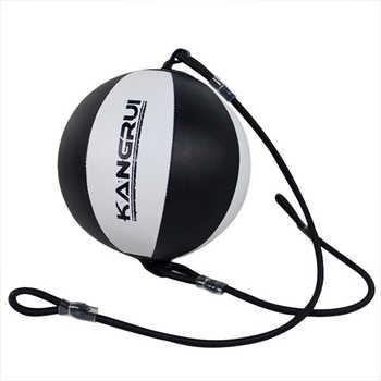 Preto branco equipamento de treinamento de boxe bola de perfuração velocidade bola/saco bola de pêra saco de bola de boxe sacos de areia acessório sacos boxeo