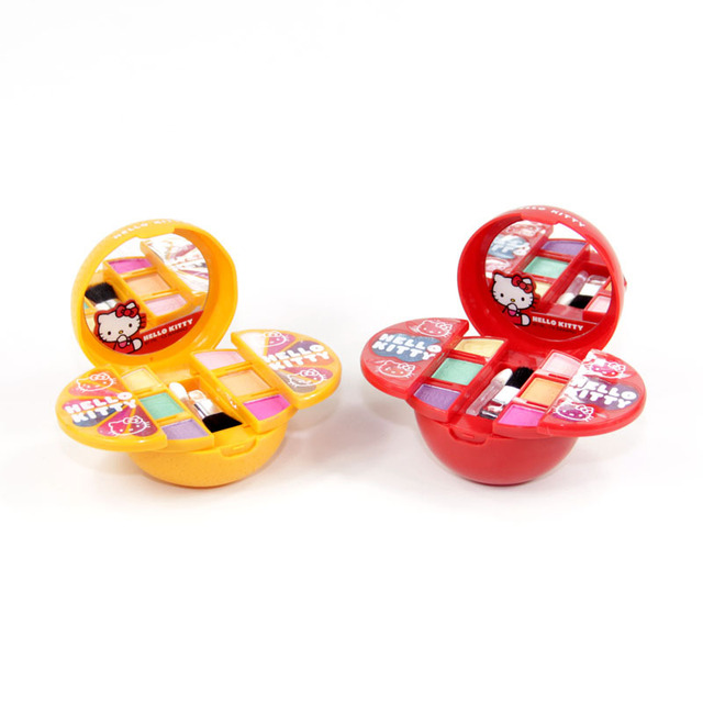 Hola niños del gatito juegos de maquillaje juguetes de simulación de ...