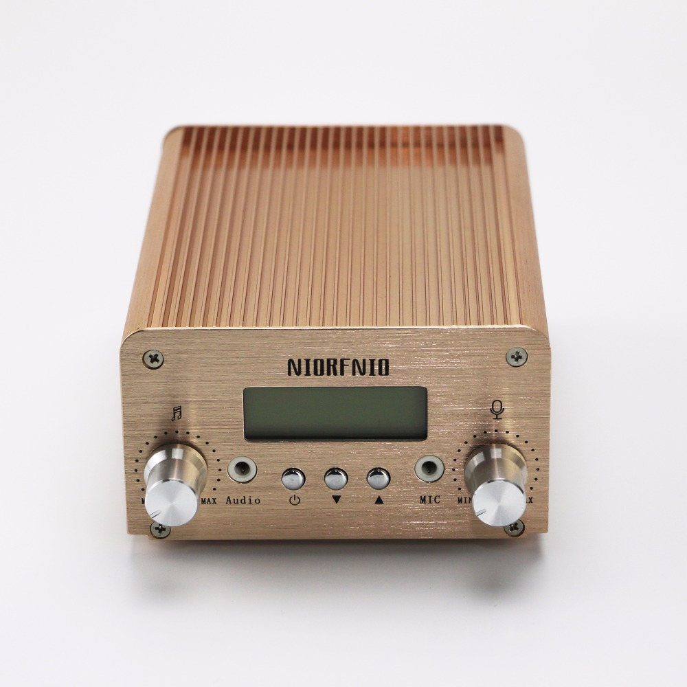 лучшая цена T15B 5W/15W Stereo PLL solar Powered AM/FM Radio Transmitter with PC Control 87-108 MHz Adjustable