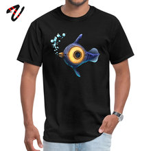 Subnautica Peeper 100% Cotton Summer Tees 2019 Discount Short Glory Judo T Shirts comfortable Mother Day Tee O Neck