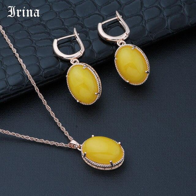 Irina Crystal Necklace Set...